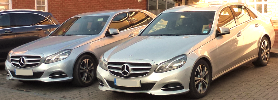 AcreCars Executive Account Mercedes